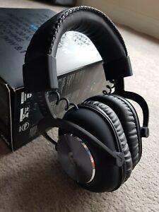 Logitech G PRO X Black Over the Ear Gaming Headset