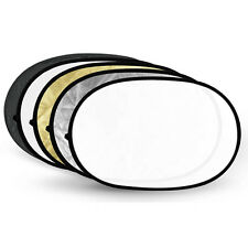 """Neeewer 60cm*90cm / 24""""*36""""  5 in 1 Collapsible Multi Disc Light Reflector"""