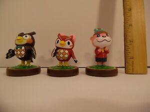 Nintendo Amiibo Figure Animal Crossing Series Figure Game