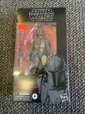 "Star Wars The Black Series The Mandalorian 6"" Figure #94 New SEALED DIN DJARIN"