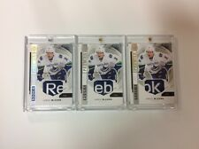 2015-16 ud premier hockey-J.McCann rookie tag patch reebok complete set 1/3-3/3