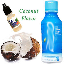 2x 15ml Bottles Coconut Flavor Juice 0 NlCOTlNE USA Made Free Shipping NGL-5162