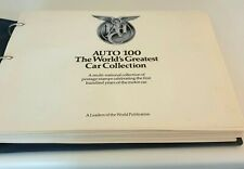 Rare Commonwealth Stamp Collection, Auto100 World Stamp Collection MINT Cond.