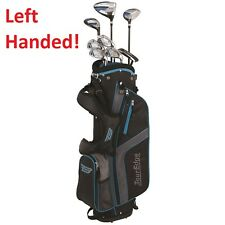 Tour Edge Golf Bazooka 360 Varsity Teen Starter Club Package Set +Bag LEFT HAND