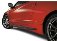 Genuine OEM Honda CR-Z Body Side Molding Kit 2011 - 2014 (HONDA FACTORY PAINTED)