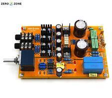 Assembled ZEROZONE Headphone amp board base on Lehmann Linear amp with ALPS pot
