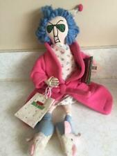 Maxine Christmas Carol Stuffed Doll