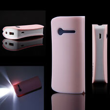 5000mAh Portable Power Bank Battery Charger For Apple iPhone 4S 5 5S 5C 6 Plus 7