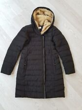 Warehouse beautiful black winter puffy jacket UK 12