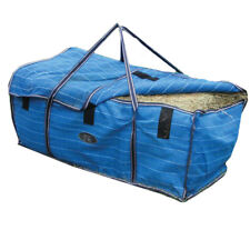 NEW Canvas Hay Bale Bag waterproof for horses stable show camping FREE POST