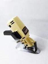 """110mm 4.3"""" Blade Electric Cloth Fabric Sew Cutter Machine Scissors#170800"""
