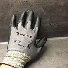 Arbeitskleidung & -schutz GüNstiger Verkauf Würth Lederarbeitshandschuhe Gr 10 Extra Weich