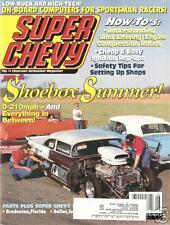 AUGUST 1995 SUPER CHEVY ENGINE COMPRESSION RATIOS '57 Bel Air '58 Biscayne