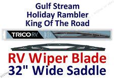 "Wiper Blade Gulf Stream Holiday Rambler King Of The Road RV Wiper 32"" 67321"