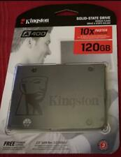 DISCO DURO SOLIDO SSD 120GB - KINGSTON A400 120 GB SATA III 2.5  -  NUEVO