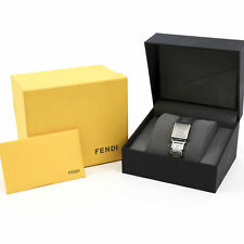 "Fendi Stainless Steel ""Secret"" Watch Women's F586350D"