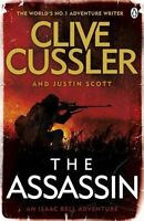 CLIVE CUSSLER ____ THE ASSASSIN ____ BRAND NEW __ FREEPOST UK