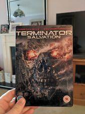 TERMINATOR SALVATION SteelBook DVD