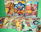 LOTE DE COMICS IRON MAN 23 numeros buen estado