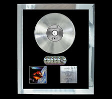 ZZ TOP AFTERBURNER   MULTI (GOLD) CD PLATINUM DISC FREE POSTAGE!!