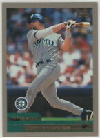 2000 Topps Baseball Seattle Mariners Team Set With Traded Cards