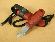 Morakniv Eldris Red Neck Knife Kit Taschenmesser Outdoormesser Survival R83