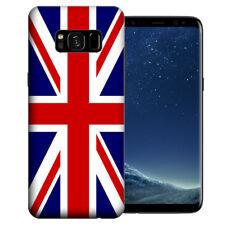 MUNDAZE Samsung Galaxy S8 UV Printed Design Case -UK British Flag Phone Cover