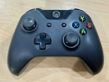 Microsoft Xbox One Wireless Black Controller 1537 *PLEASE READ AS-IS NO RESERVE*