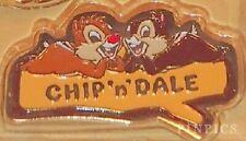 Disney Chip & Dale Tokyo Disneyland pin