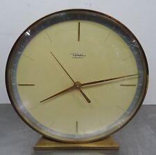 """mid century design Electromechanische """"Diehl electro"""" Uhr hochwertige Tischuhr"""