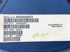 Motorola Murd620Ctt4 Diode Ultra Fast ,Smd,200V 6A ( Lots of 2469 )