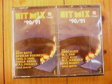 Hit Mix' 90/91 Joanna Law Deff BOYZ numarx Bass Bumpers Paula Abdul 2 XL MC