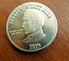 William Wyatt Bibb 1819 State of Alabama Coin