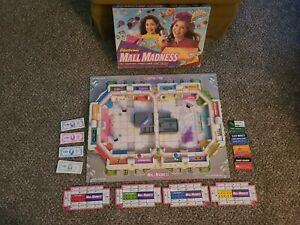 Vintage Electronic Mall Madness Board Game 1996 Milton Bradley 99%complete Works