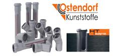 HT Safe®-Rohr bis 2m -Bögen-Muffen-Reinigungrohre-Stopfen-Übergänge-Abzweig