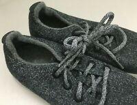 Allbirds Mens Wool Runners grey Comfort Shoes Size 11 (#307)