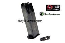Abbiamo 25rds GAS SOFTAIR giocattolo MAGAZINE PER MARUI KJW M9 M92 M92F GBB STELL VER. 068