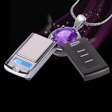 Car Key Digital Pocket Gram Scale Jewelry Weight Electronic Scale 100g
