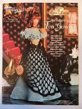 CROCHET Ladies of Fashion HEATHER'S TEA GOWN #962505 The Needlecraft Shop