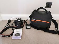 Canon EOS 500D Digital SLR Camera with Lens, Two Batteries+Charger, Strap & Bag