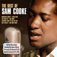 SAM COOKE - THE BEST OF 2 CD NEW!