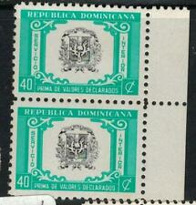 Dominican Republic SC G37 Pair MNG (8ecz)