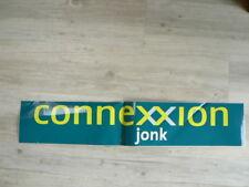STICKER,DECAL CONNEXXION JONK BIG SIZE FOLDED 80 CM