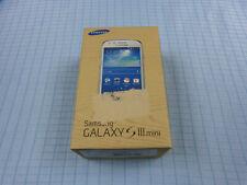 Samsung Galaxy S3 mini GT-I8200 8GB Schwarz! Ohne Simlock! TOP ZUSTAND! OVP!