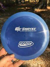 Innova Shryke GStar golf disc