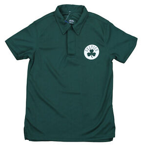 NBA Youth Boston Celtics Performance Polo