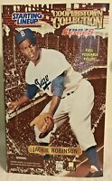 """Jackie Robinson '97 Starting Lineup MLB Cooperstown Collection 12"""" Figure Dodger"""