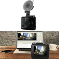 WiFi 4K 2880x2160P Auto DVR Recorder Kamera Dash Cam GPS Navigation G-sensor USB
