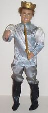 Barbie Ken Doll Prince Daniel Swan Lake With Outfit Sword,Crown,Rooted Hair 1997