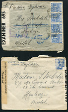SPAIN: (17339)  hotel/censored covers to Henleaze, Bristol